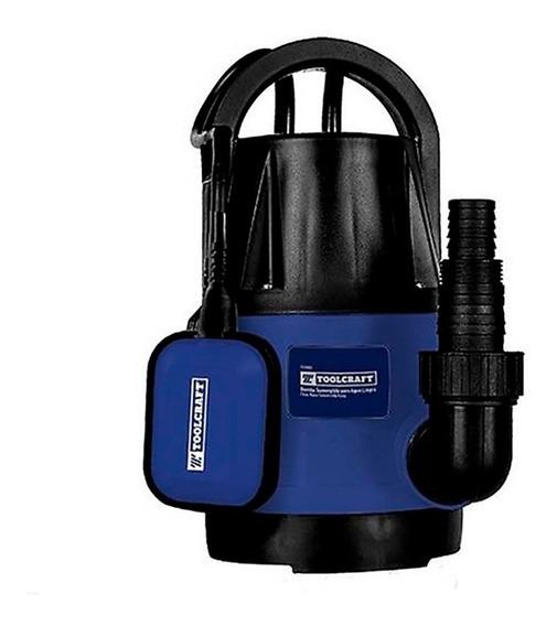 Bomba Sumergible Para Agua Limpia 1hp 220v Tc4106 Toolcraft