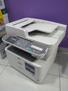 Okidata Oki Mb 491+lp Mfp Multifunction Impresora