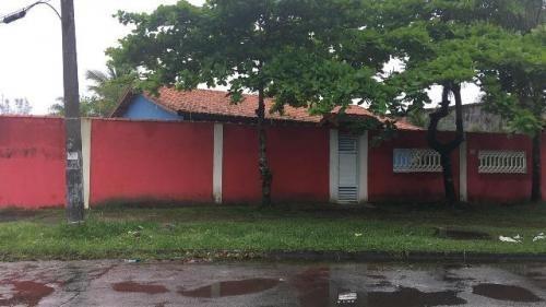 Imagem 1 de 14 de Excelente Casa À 700 Metros Do Mar - Itanhaém 4810 | A.c.m