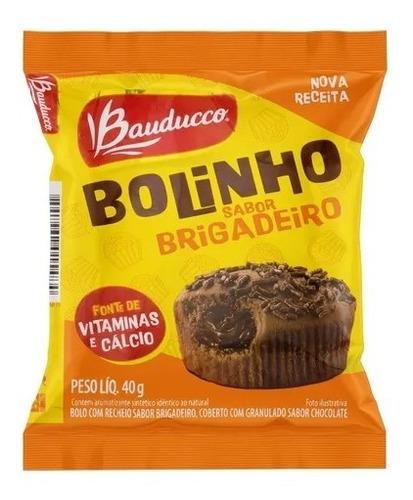 Imagem 1 de 1 de Bolinho De Chocolate Bauducco 40g