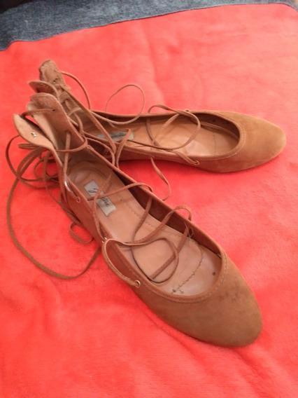 Sapato De Couro Jorge Alex No. 38