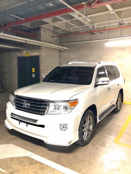 Toyota Lc200 Emiratos Árabe