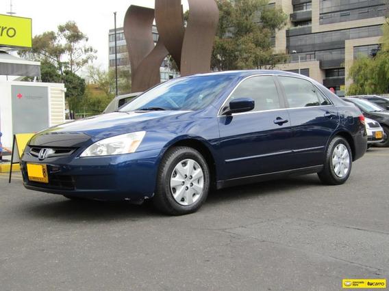 Honda Accord Lx At 2.4