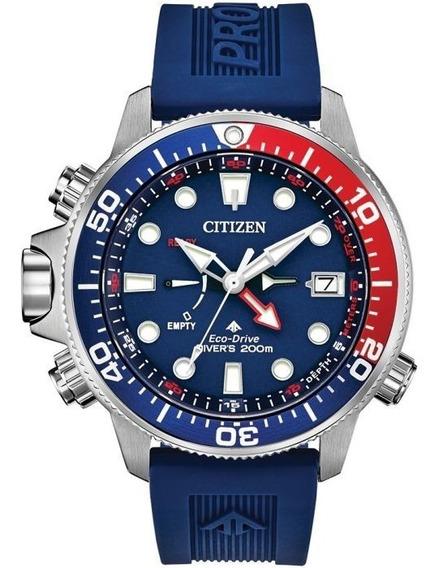 Citizen Promaster Aqualand Diver Blue Bn2038-01l .. Dcmstore
