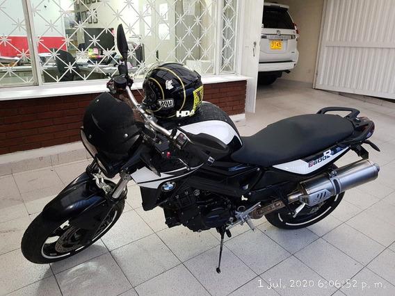 Bmw F800r Negro Tormenta