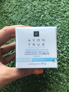 Avon True Crema Y Bruma Facial