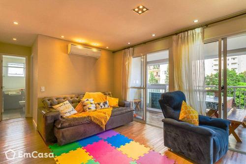 Imagem 1 de 10 de Apartamento À Venda Em São Paulo - 21238