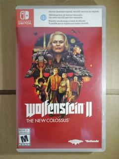 Wolfenstein 2 Nintendo Switch - The Unit Games