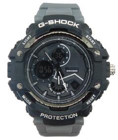 Relógio Masculino Lançamento 2019 Anti Shock +caixa Promoção