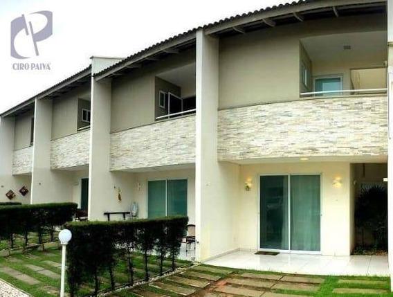 Linda Casa Duplex Em Condomínio Fechado - Ca1575