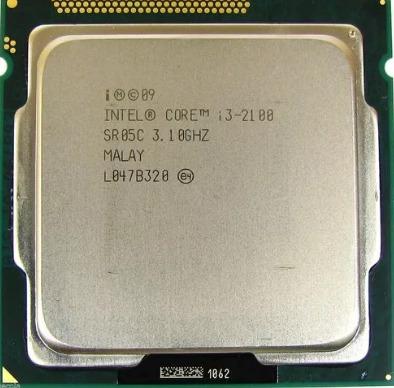 Processador Core I3 2100