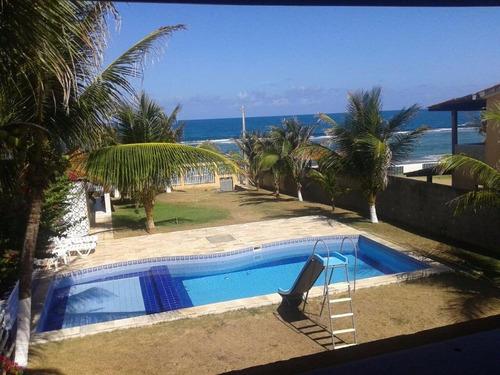 Casa Em Enseada Dos Corais, Cabo De Santo Agostinho/pe De 300m² 4 Quartos Para Locação R$ 4.000,00/mes - Ca149391