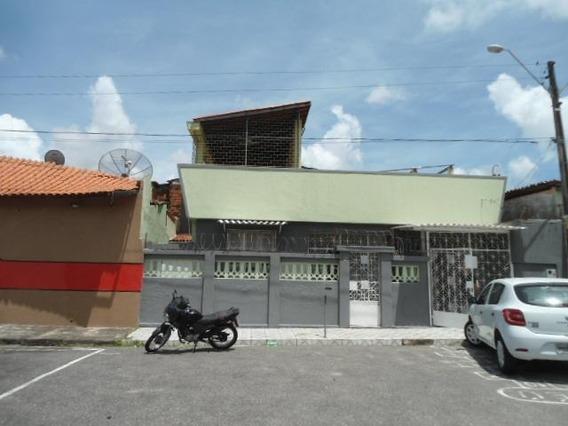 Casa Com 5 Dormitórios À Venda Com Elevador, 278 M² Por R$ 420.000 - Montese - Fortaleza/ce - Ca1116