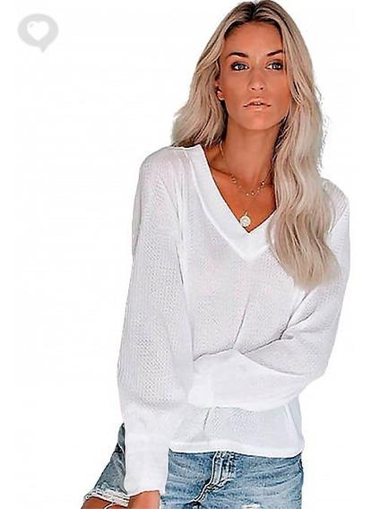 Sweater Liviano Buzo Mujer- Art. Trinidad- Espacio De Bellas