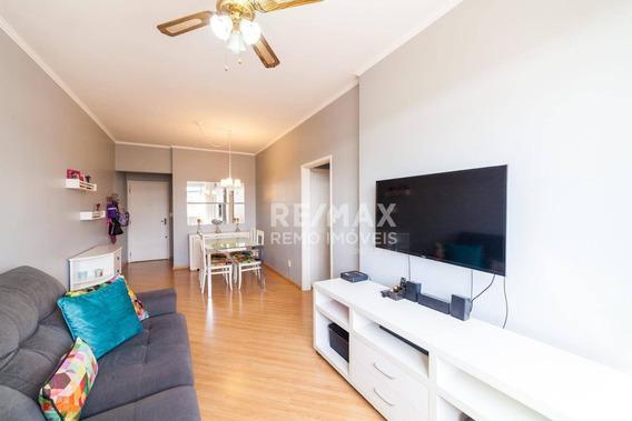 Apartamento Com 2 Dormitórios À Venda, 80 M²,bairro Vila Angeli - Valinhos/sp - Ap2899