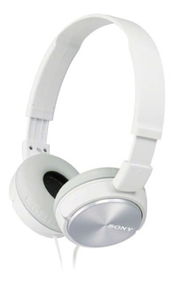 Auriculares Sony ZX Series MDR-ZX310 white