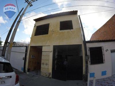 Casa Residencial À Venda, Bela Vista, Fortaleza. - Ca0165