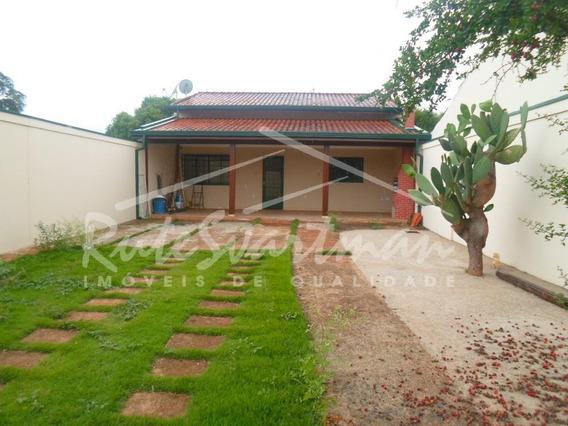 Casa Residencial À Venda, Solar Campinas, Campinas - Ca3269. - Ca3269