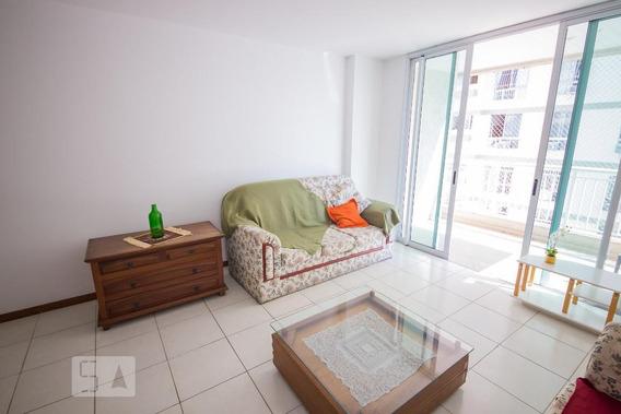 Apartamento No 12º Andar Mobiliado Com 2 Dormitórios E 1 Garagem - Id: 892945909 - 245909