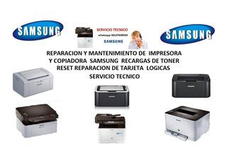 Impresora Samsung Reparación