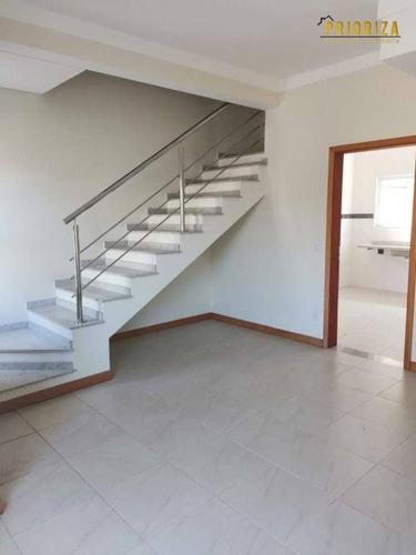 Imagem 1 de 26 de Casa À Venda, 84 M² Por R$ 300.000,00 - Residencial Santa Julia I - Sorocaba/sp - Ca0417
