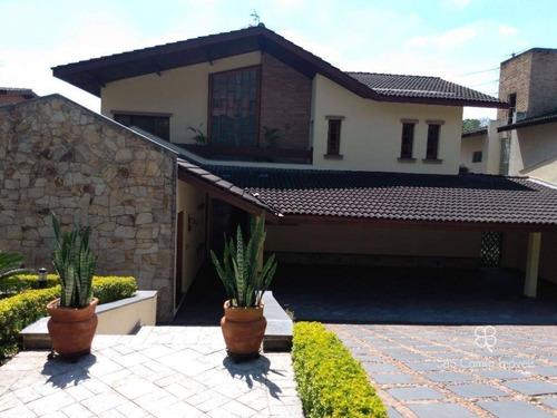 Imagem 1 de 30 de Casa Com 3 Dormitórios À Venda, 575 M² - Granja Viana - Jandira/sp - Ca0265