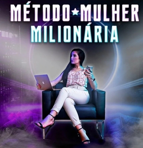 Imagem 1 de 5 de Método Mulher Milionária