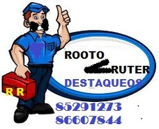 Destaqueo Cloacas Desagues 83825055 Ruter Roto Ruter Rapi