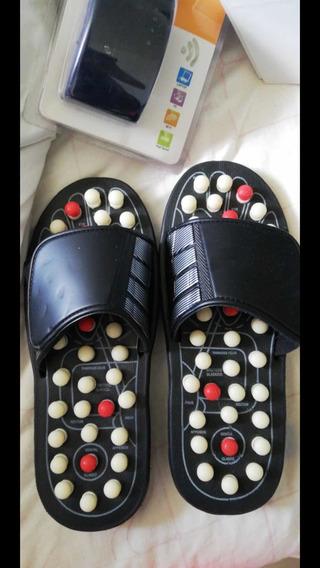 Sandalias Para Masaje Anti Estrés