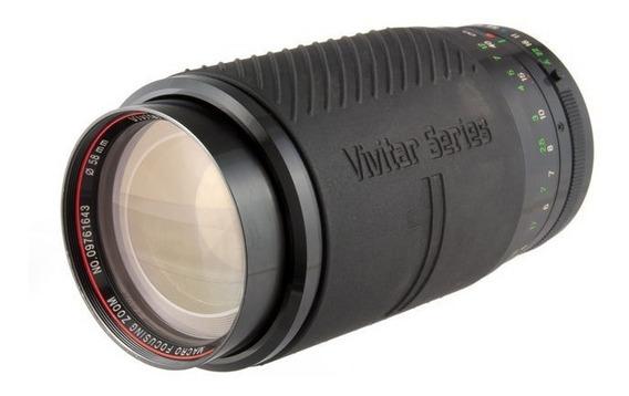 Lente Objetiva Pentax Vivitar 70-210mm F/2.8-4.0 Série 1 Mf