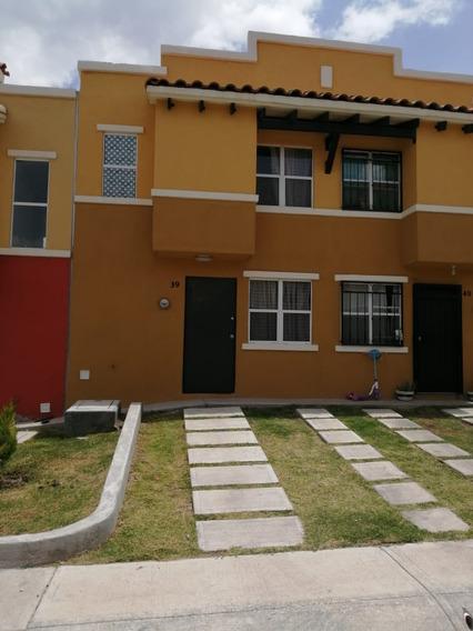 Rento Casa Queretaro, Real Solare Priv X Entrada Mex-qro