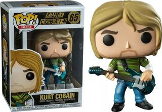 Muñeco Funko Pop Kurt Cobain