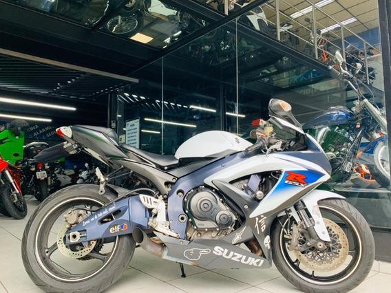 Suzuki Gsx R 750 Srad