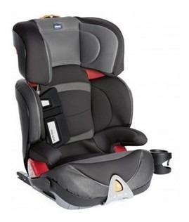 Cadeira Oasys 2-3 Fixplus Stone 15-36kg - Chicco