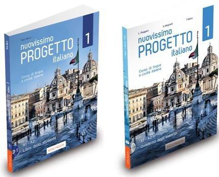 Nuovissimo Progetto Italiano 1 - Libro Studente E Esercizi