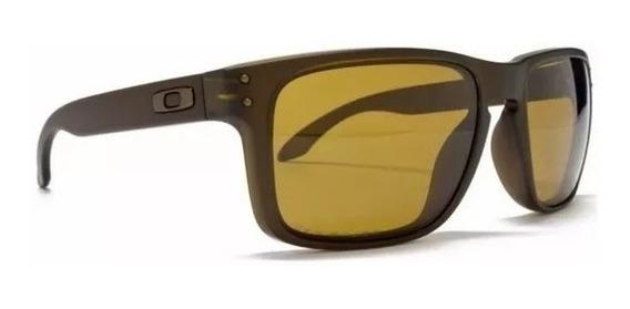 Oculos De Sol Holbrook Importado Marrom Masculino-feminino