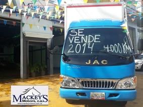 Camiones Cavas Jac