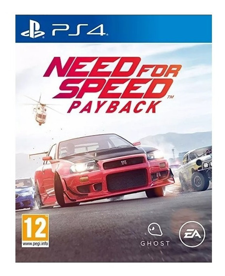 Need For Speed Payback Ps4 Original   Primario