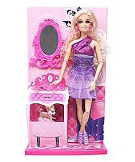 Annies Collection Doll Fashion Set 48 Caja De Ventana Pcsctn
