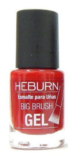 Heburn Esmalte Color Efecto Gel Sin Cabina Larga Duración