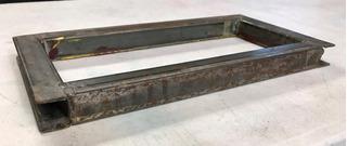 Marco De Aluminio Para Serigrafía 10.5 X4.5