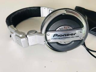 Auriculares Dj Pioneer Hdj 1000 Cambiar Almohadillas
