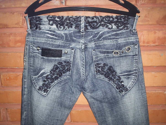 Calça Jeans Pit Bull Feminina Tamanho 36