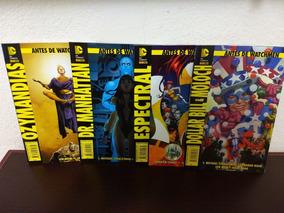 Lote Antes De Watchmen - 4 Volumes Promoção