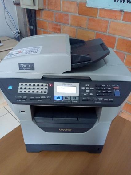 Impressora Multifuncional Brother 8480, Em Ótimo Estado