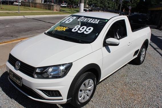 Volkswagen Saveiro Trendline 1.6 - Financiamento Sem Entrada