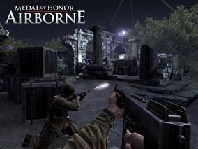 Medal Of Honor Airborne Mídia Digital Xbox 360