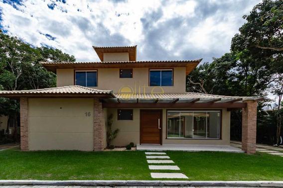 Casa Em Condomínio-à Venda-manguinhos-armação Dos Búzios - Ebcn40126