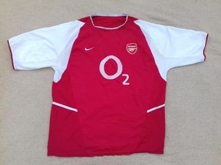 Jersey Nike Arsenal Retro Vintage Original (adidas, Puma)