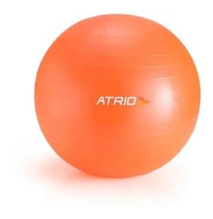 Bola De Ginástica 55cm De Diâmetro Material Pvc Atrio